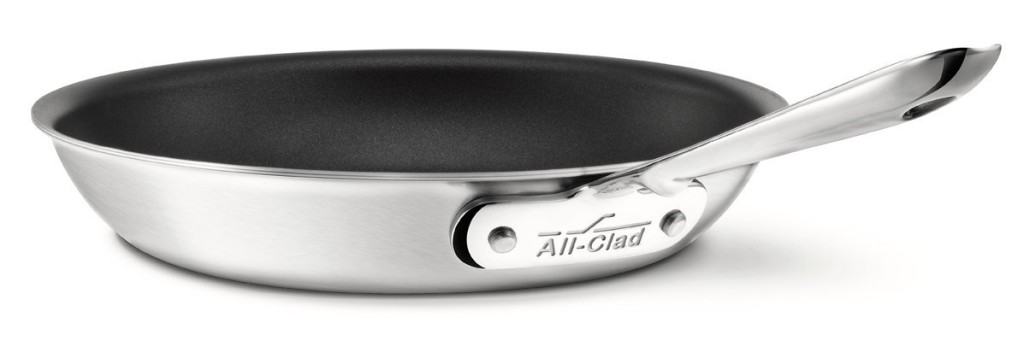 all clad d5 stainless steel pan