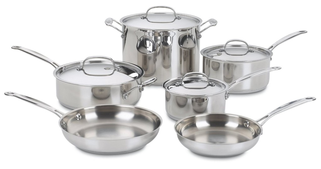 cuisinart 77 10 piece set