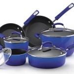 Rachael Ray 10-Piece Cookware Set