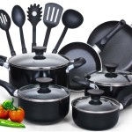 Cook N Home 15-Piece Nonstick Set