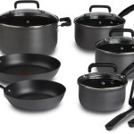 T Fal Signature Hard Anodized Cookware