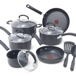 T Fal Ultimate Hard Anodized Cookware