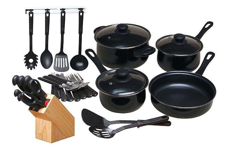 Chef S Du Jour 32 Piece Kitchen Combo Set Review