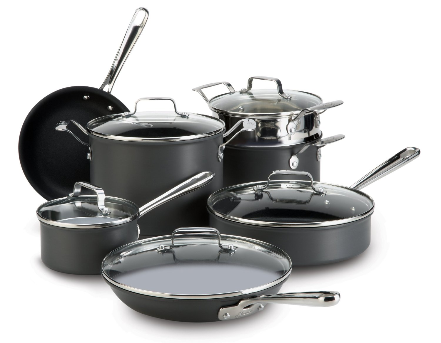 Emeril Hard Anodized 12 Piece Set Review Worth It