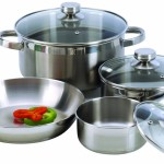 Excelsteel 7-Piece 18/10 Stainless Set