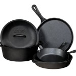 Lodge 5-Piece Cast Iron Set Review