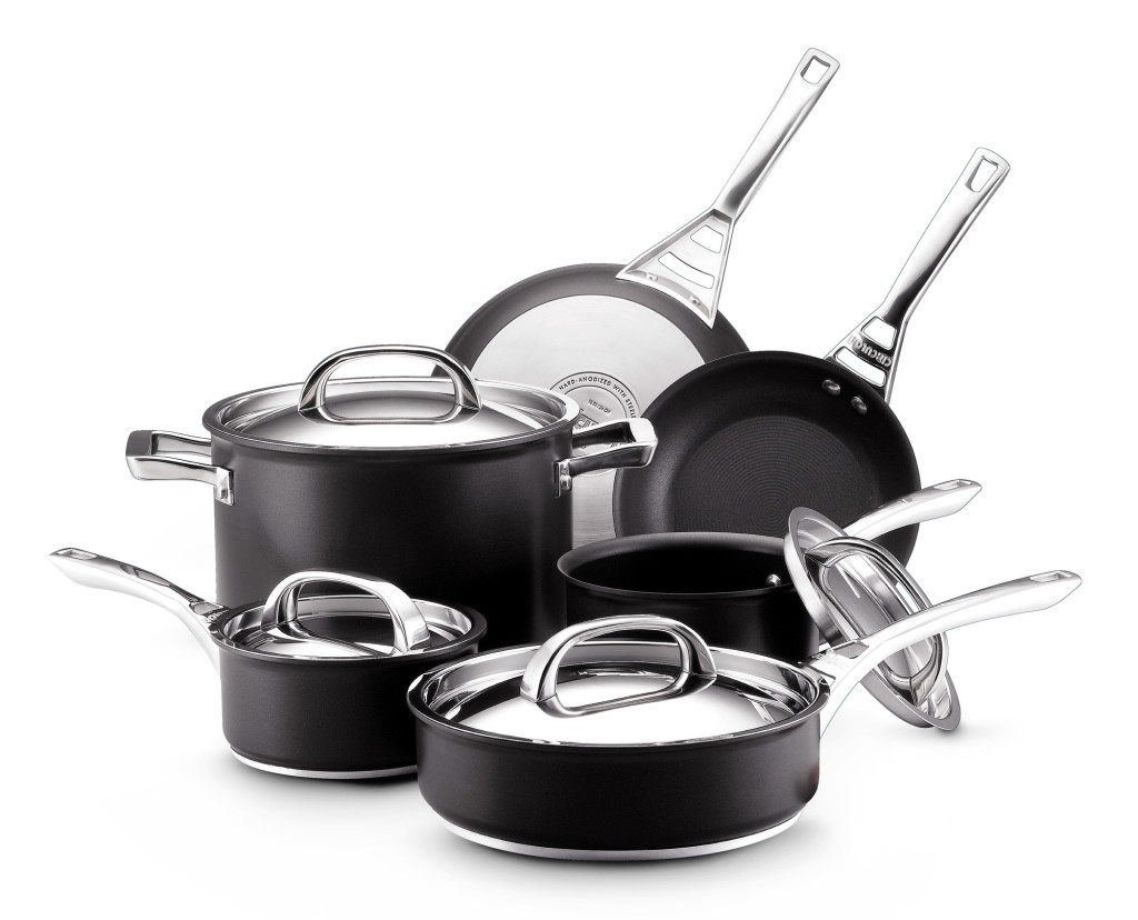 Circulon Infinite Cookware Review Hard Anodized Nonstick Set