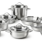 Calphalon Contemporary Stainless Set
