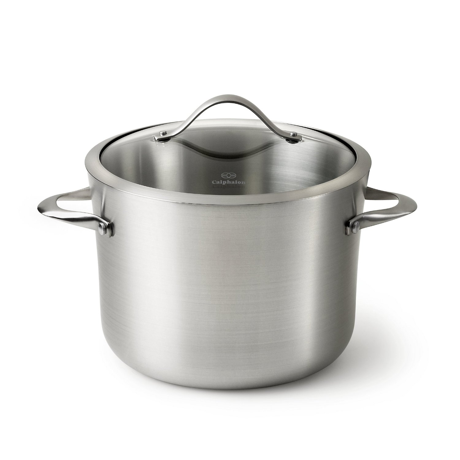 calphalon stainless pot