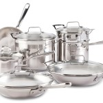 Emeril Chef's Stainless Set Review