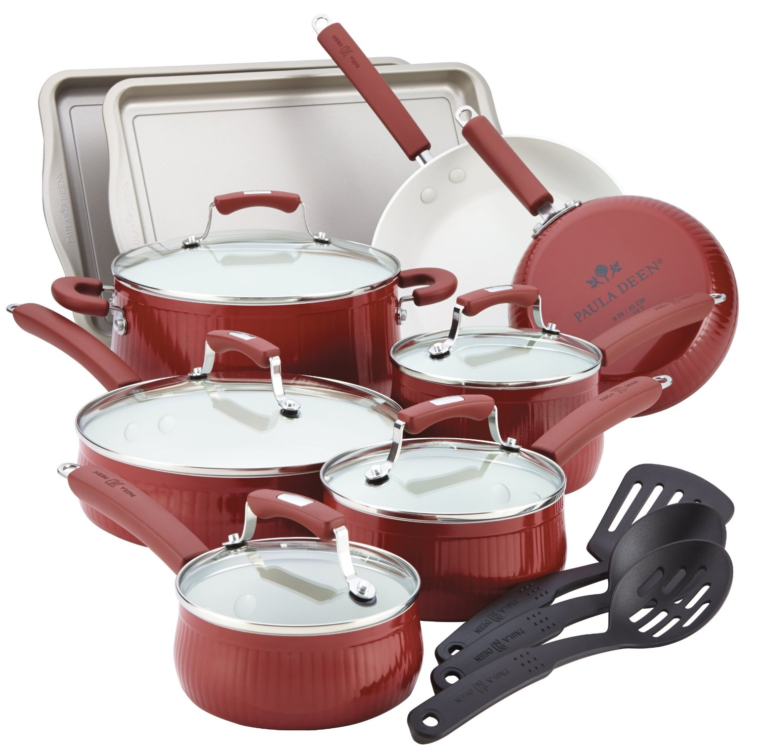 Paula Deen Savannah Cookware Set Review Pros And Cons