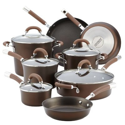 circulon premier professional hard anodized cookware set