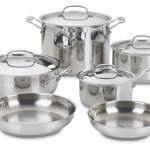 Cuisinart Chef's Classic Stainless Set