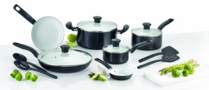 T Fal Initiatives Ceramic Cookware