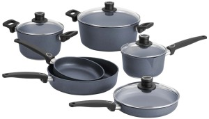 woll diamond plus nonstick cookware