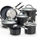 Circulon Elite Review A Good Hard Anodized Cookware Set