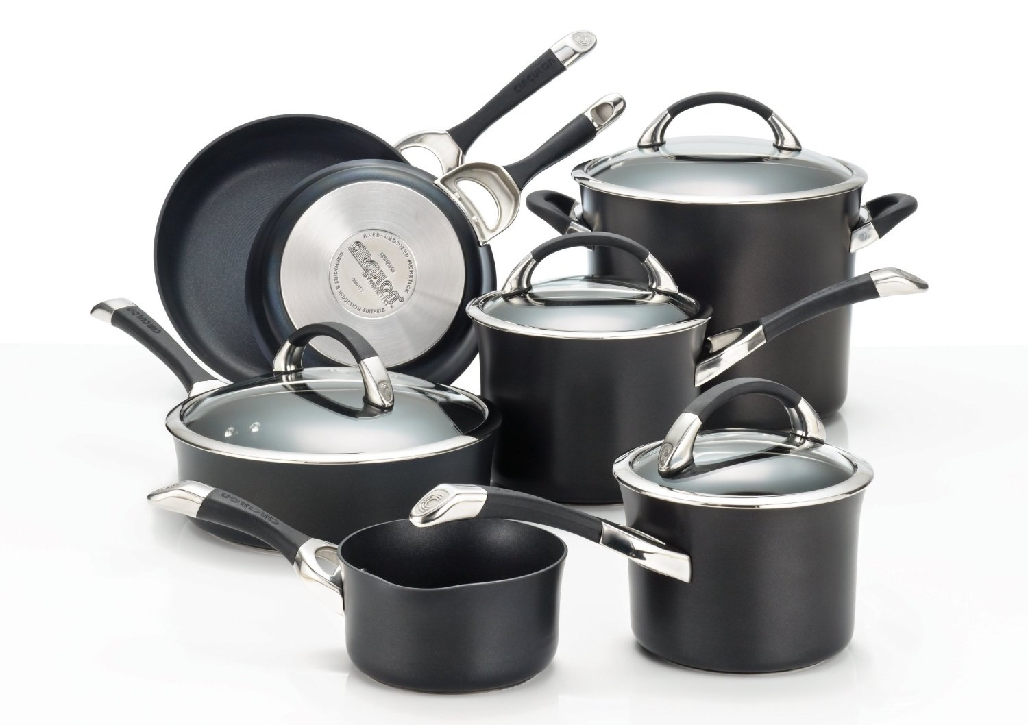 Circulon Symmetry Cookware Review Hard Anodized Set