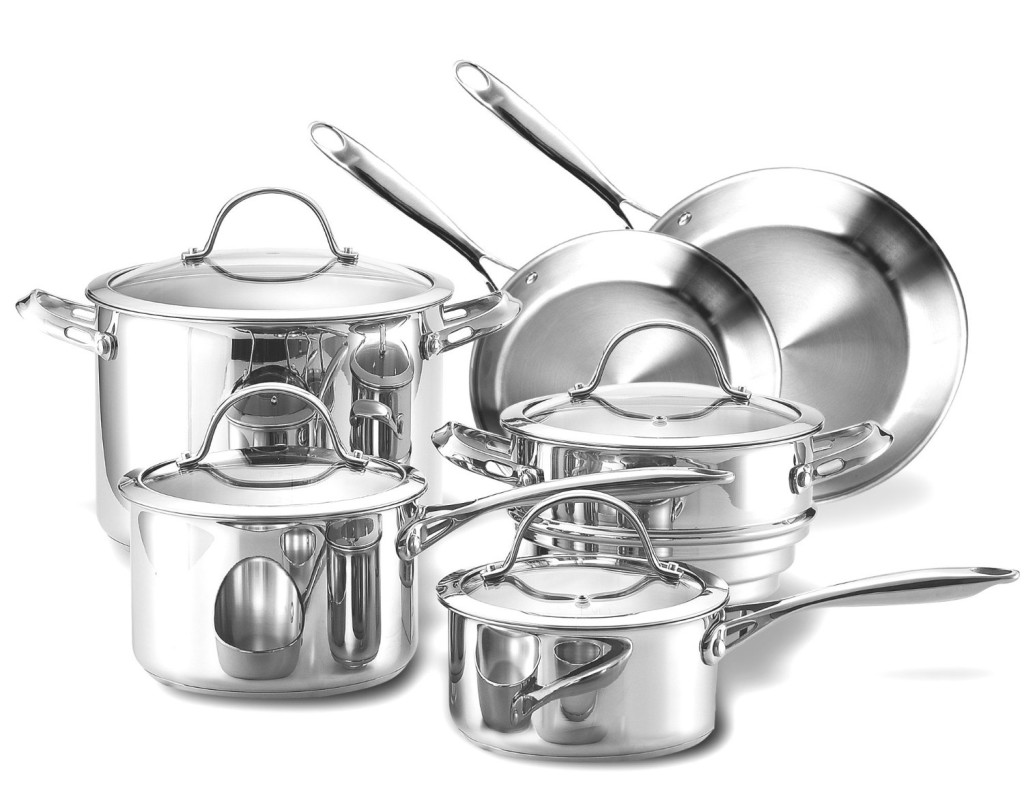cooks standard classic stainless steel cookware