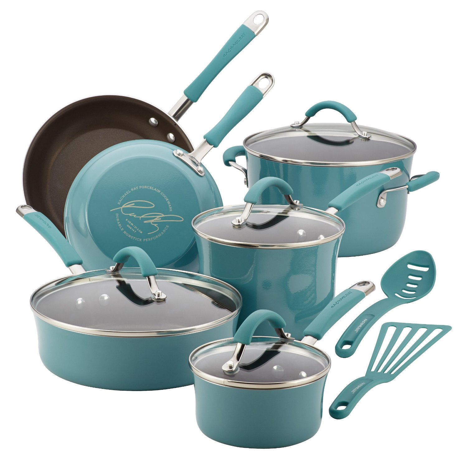 Rachael Ray Cucina Review : Buy This Porcelain Cookware?