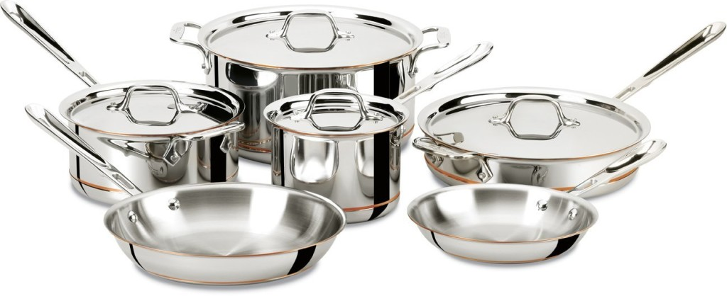 All Clad Copper Core Cookware Review Worth The Price