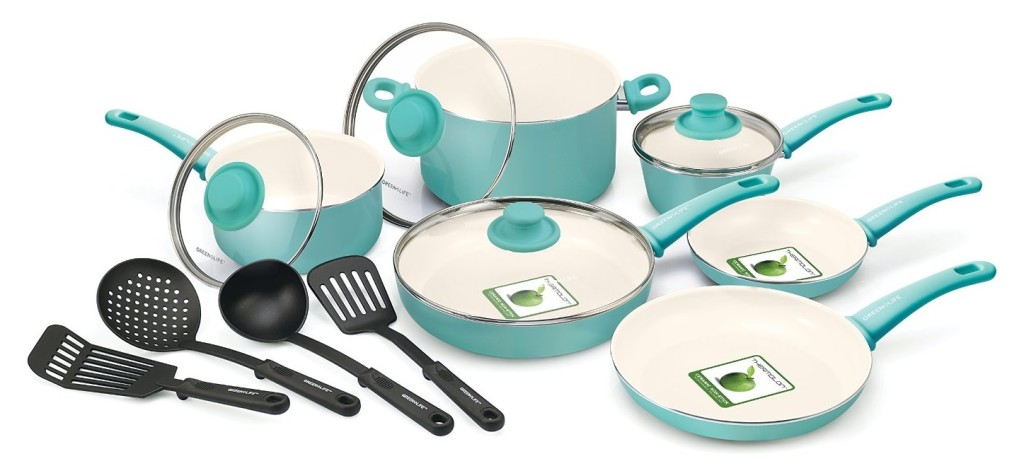 GreenLife Ceramic Cookware