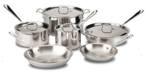 All Clad Vs Cuisinart Cookware