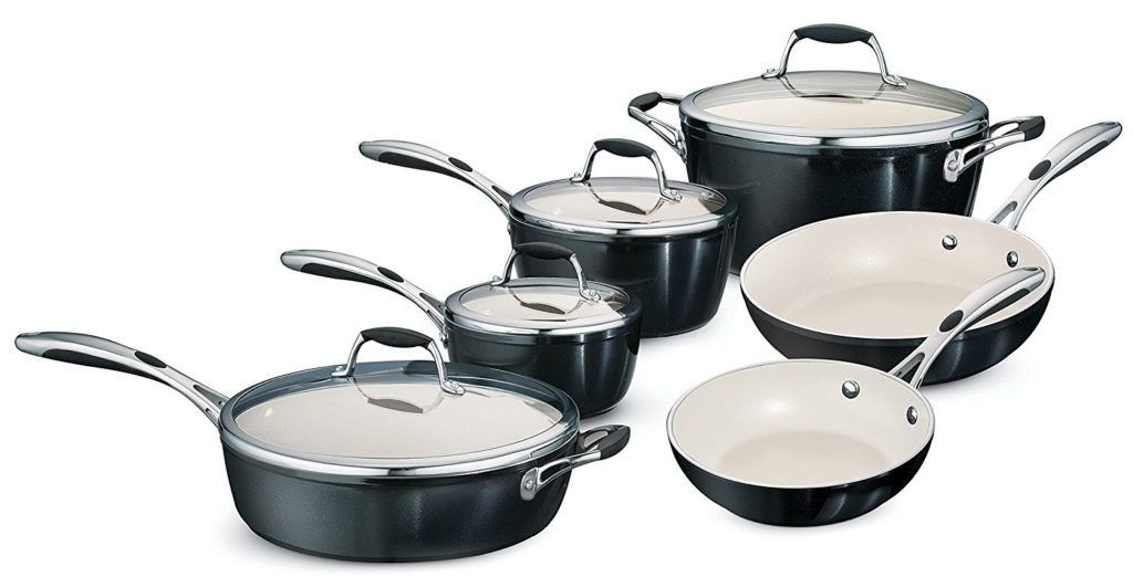 Tramontina Nonstick Cookware Reviews Ceramic And Hard