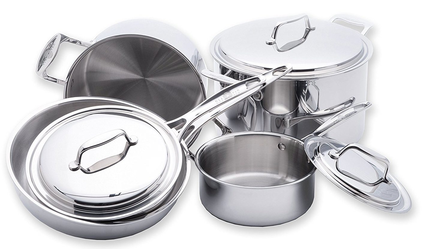 cookware made in usa reviews the trusted brands. Black Bedroom Furniture Sets. Home Design Ideas