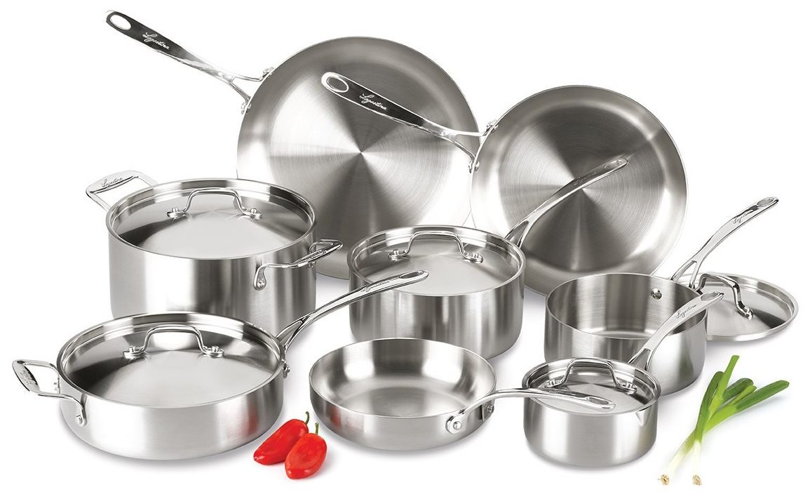 Lagostina Cookware Reviews Axia And Martellata