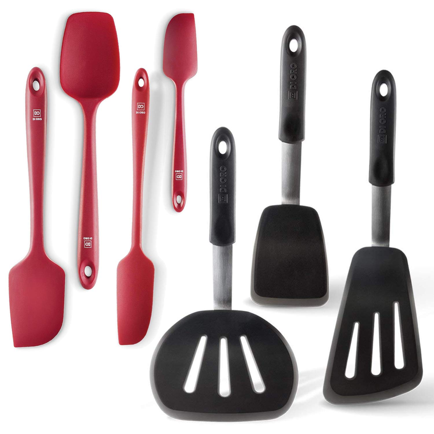 Best Silicone Cooking Utensils For Nonstick Cookware